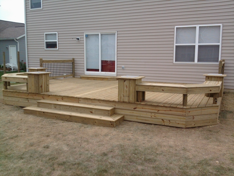 Decks by design deck designs Deck design ideas