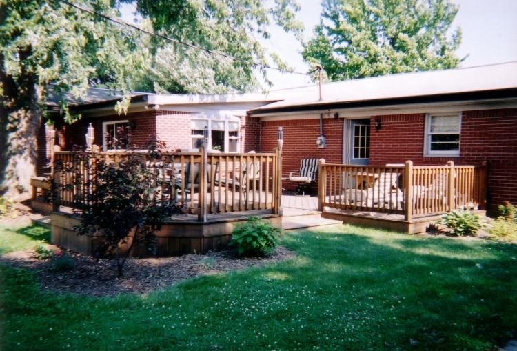 Deck Designs For Ranch Homes Joy Studio Design Gallery